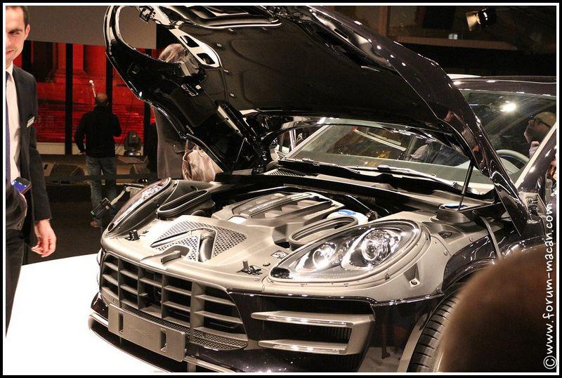 Entretien Vidange Pieces Porsche Macan