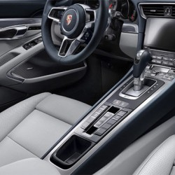 Porsche Carplay 2015