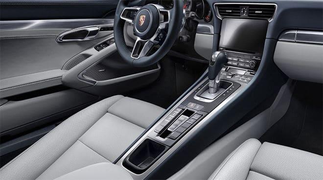 Porsche Carplay 2015