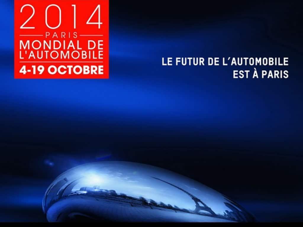 Porsche Mondial Auto 2014 Paris