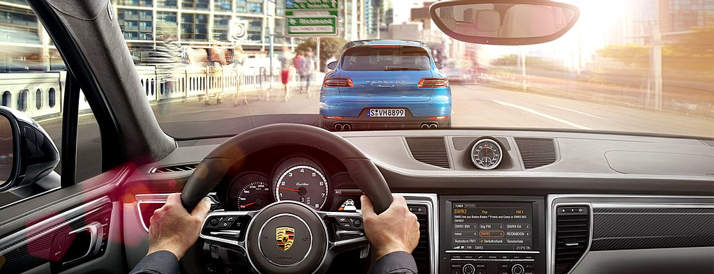Consommation Porsche Macan