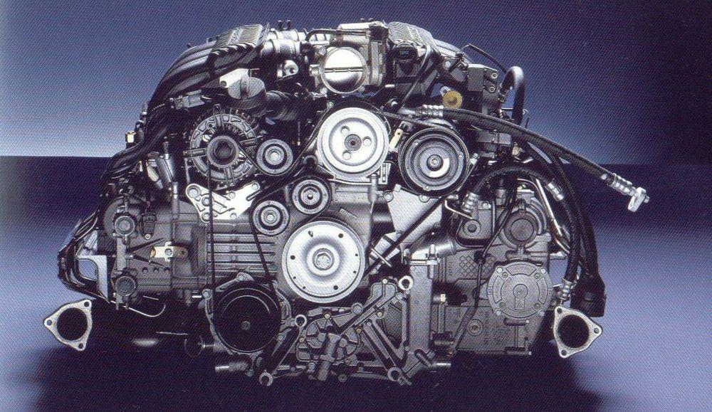 moteur porsche macan